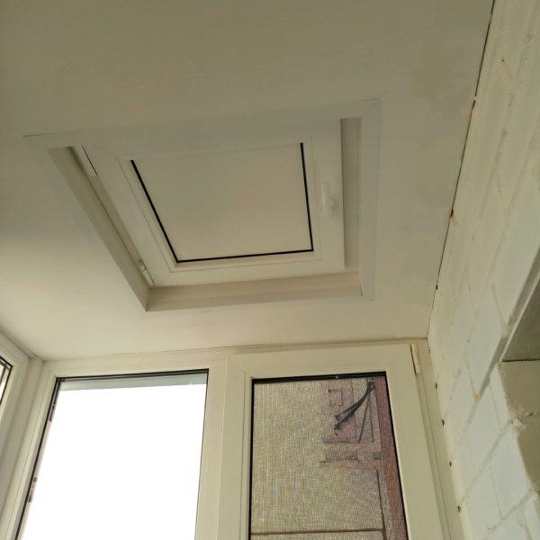 Отделка потолока