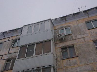 5эт балкон с выносом