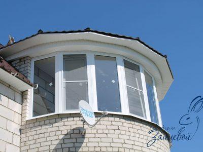 эркерный балкон (2)