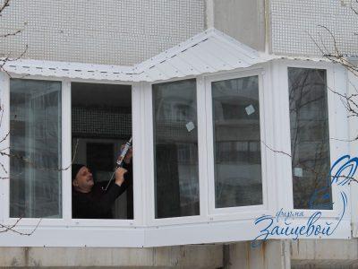 лоджия с выносом. Трехкомнатная москва балкон с аппендицитом